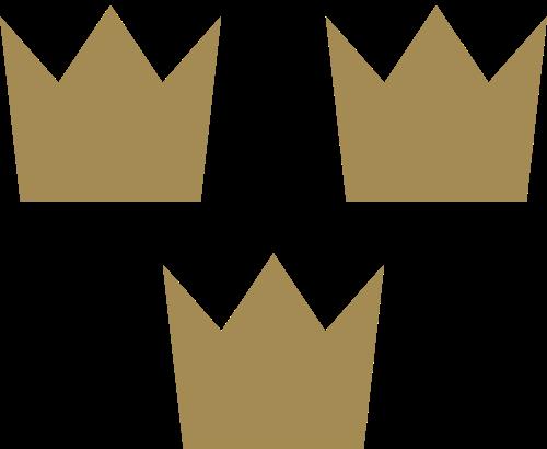 Tre kronor - Värna & Varna